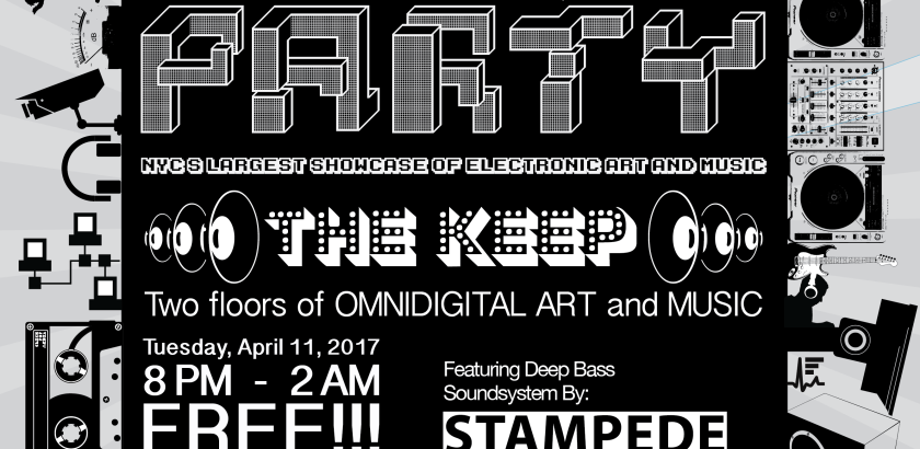 WARPER PARTY 4-11-2017 the Keep