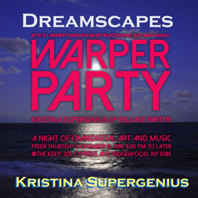 WARPER PARTY @ The KEEP 11/15/2018